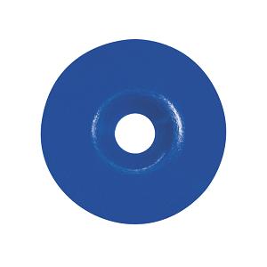Rondelle blauw voor epoxy nagel (100 stuks)