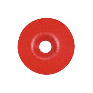 Rondelle rood voor epoxy nagel (100 stuks)
