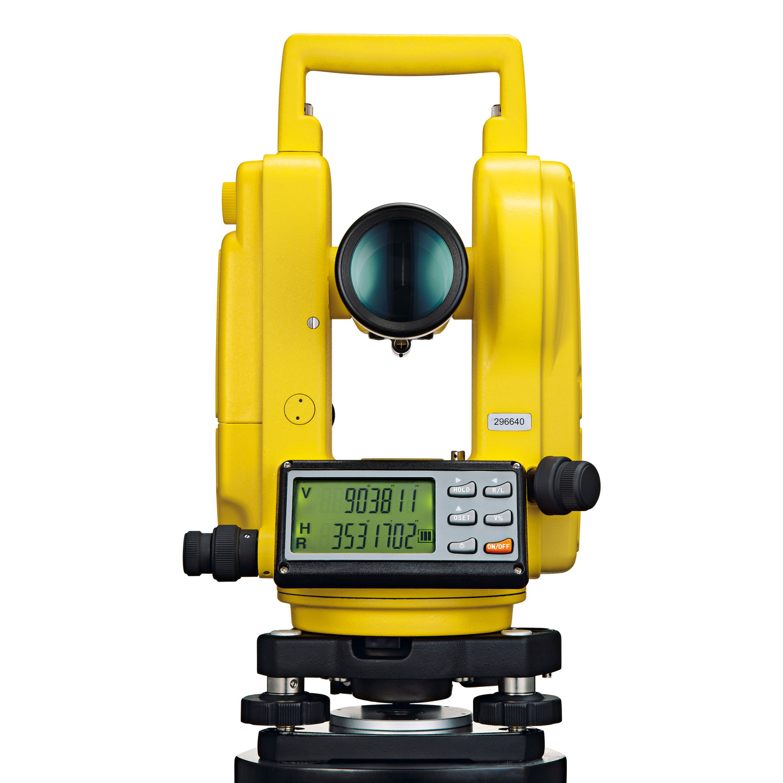 Geomax ZIPP02 Digitale Theodoliet