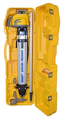 Spectra Precision LL300N Guncase